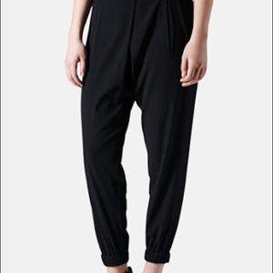 Topshop Crepe Pants
